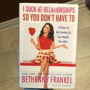 Bethenny Frankel book